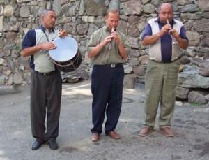 Armenian traditional musicians