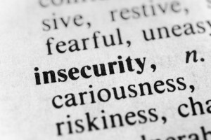Insecurity - Katherine Moller