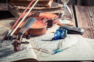 ViolinAndInk